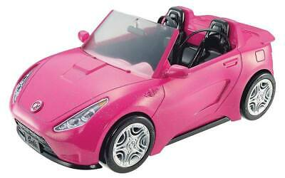 MATTEL Barbie Car Cabrio Glamor Game For little girls