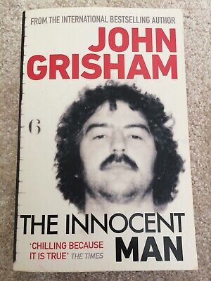John Grisham The Innocent Man Book True Story