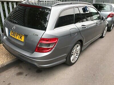 11 Mercedes-Benz C220 2.1 Cdi B/E Sport - 1/2Leather, Climate, 1F/Owner, Lovely