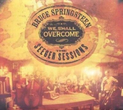 Bruce Springsteen We Shall Overcome The Seeger Sessions CD + DVD NEU & OVP