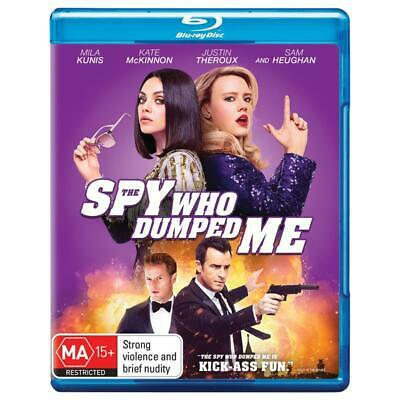 Spy Who Dumped Me Blu Ray Like new (C)