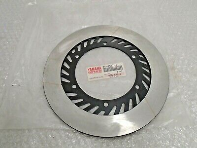 Yamaha RD RZ 500LC Genuine OE Front Right Brake Disc New RRP £284!! 31A2583101