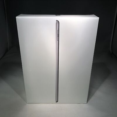 Apple iPad 6th Generation 128GB Space Gray Unlocked - NEW & SEALED + Not Activat