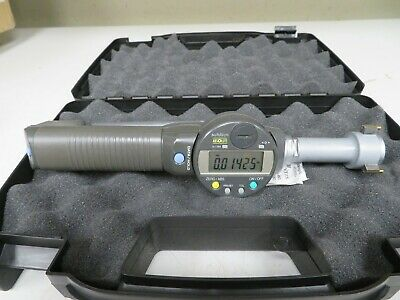 """Mitutoyo Borematic 568-468 ABSOLUTE Digimatic Bore Gages 1.2 - 1.6"""" MT1"""