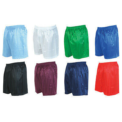 Football Shorts Adult Stripped Continental Precision All Colours S - XXXL