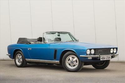 1974 Jensen Interceptor 7.2 V8 Conv