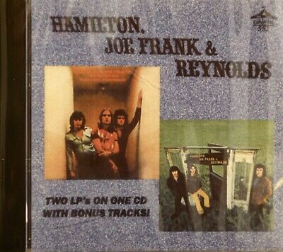 HAMILTON, JOE FRANK & REYNOLDS - 2 LPs on 1 CD - 25 Tracks