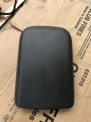 Ford Mustang Console Armrest Synthetic Leather cover Black for 94-04