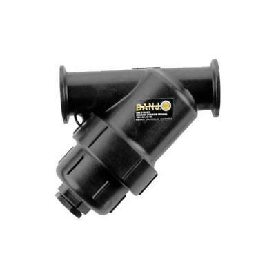 """Banjo MLS200-30 - 2"""" Manifold Y Strainer with 30 Mesh Screen & 225 Max"""