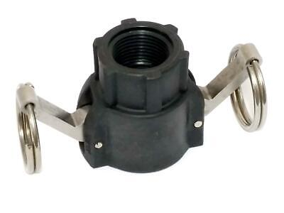 "Norwesco 61269 - 1-1/4"" Cam Lock Type ""D"" Coupler"