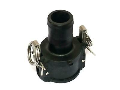 "Norwesco 61272 - 1-1/2"" Cam Lock Type ""C"" Coupler"