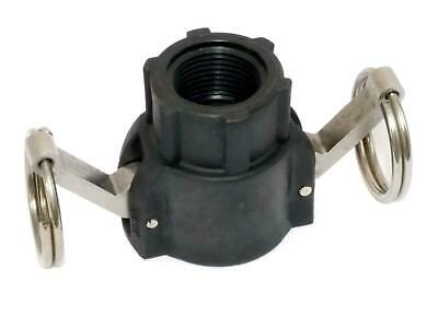 "Norwesco 61257 - 1/2"" Cam Lock Type ""D"" Coupler"