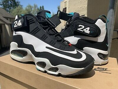 NIKE AIR GRIFFEY Max II 2 Shoes University Red White Black