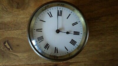 Antique French Clock Movement for Spares or Repair