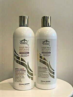 Eternal Hair Pro Anti Aging Treatment Shampoo And Conditioner With