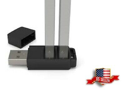 Black 4juul skin Magnetic Duel USB Charger- Fast Free US Shipping!