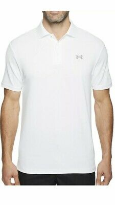 Under Armour Performance Golf Polo Shirt 1342080 Mens Large L