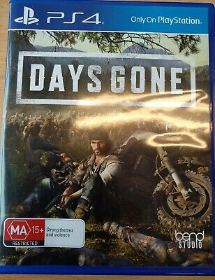 Days Gone PS4 Playstation - LIKE NEW