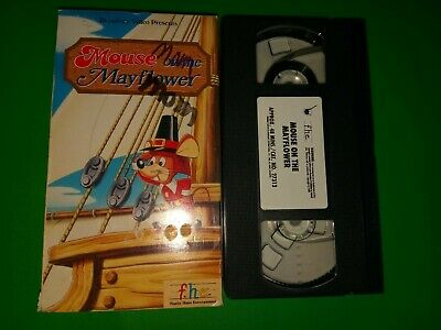 Mouse on the Mayflower (VHS, 1993)GC