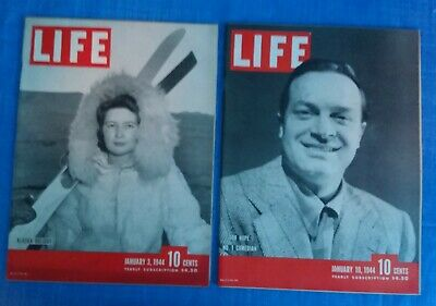 (26) LIFE Magazines COMPLETE Volume 16 Normandy Invasion Photos France D-Day