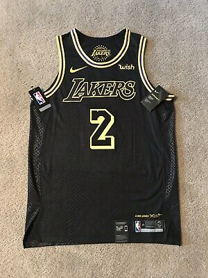 save off 7ecd6 bb2ff LONZO BALL AUTHENTIC Nike City Edition Jersey NWT. With/WISH ...