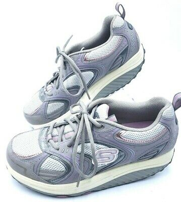 WOMEN'S SKECHERS ONE ELEMENT ULTRA 18000GRY Grey Lace Up