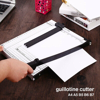 01EE Cutting Machine Incisive Economic Student Office Paper Card Guillotine A4