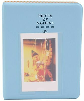 64 Pockets Instax Mini Photo Album for Fuji/Fujifilm Film 7s 8 8+ 9 25 26 50s...