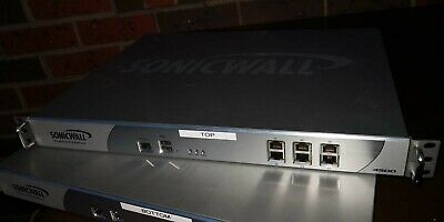 SonicWall NSA 4500 Network Security Appliance