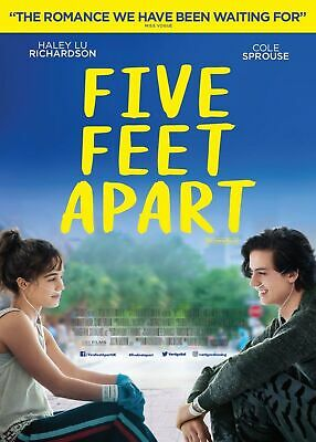 Five Feet Apart [DVD] RELEASED 15/07/2019