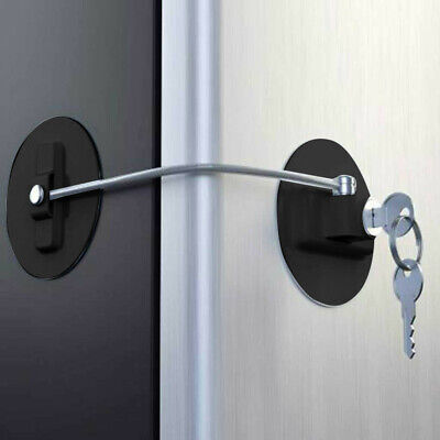 Child Safety Lock Window Refrigerator Safety Limit Lock For Drawer Door Secur
