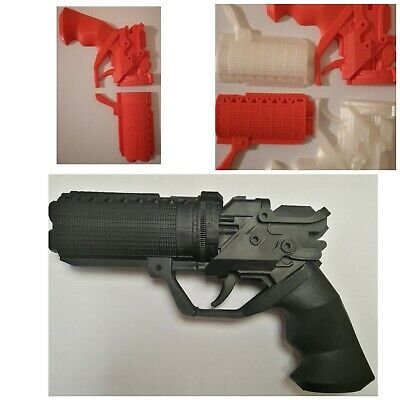 Blade Runner Officer K's Blaster 2049 Pistol DIY KIT (3D printed)