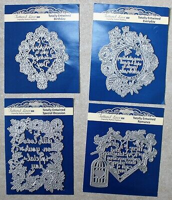 Tattered Lace Totally Entwined Romance, Everyday, Birthday & Special Occasion