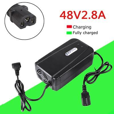 48V 20AH US Plug Lead Acid Battery Charger For Electric Bike Scooters Sale