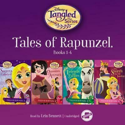 Tales of Rapunzel, Books 1-4: Secrets Unlocked, Opposites Attract, Friends and
