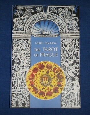 THE TAROT OF Prague: A Tarot Deck Based on the Art of the Magic City