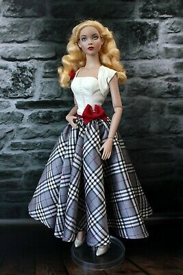 Handmade clothes for Tonner Tyler. Dress outfit gown for Tonner Tyler Sydney
