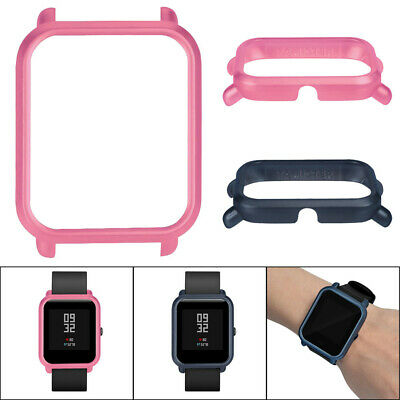 Fashion PC Case Cover Protect Shell For Xiaomi Huami Amazfit Bip Youth Watch UK