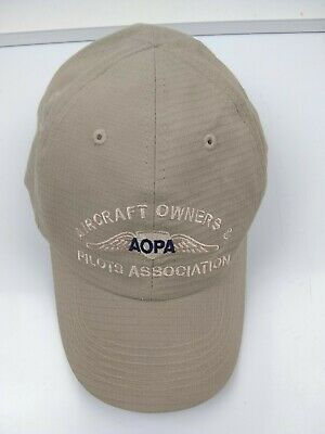 AOPA Aircraft Owners & Pilots Association Hat Cap