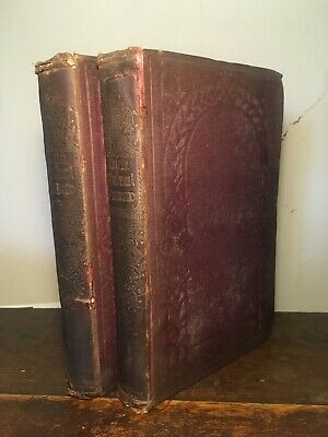 Charles Dickens - Our Mutual Friend -1St Edition -1865 -Cloth Bindings -Two Vols