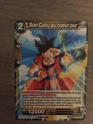 Dragon Ball Super Card Game Son Goku au coeur pur VF P-061 PR