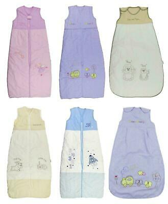 Baby and Child Sleeping Bag 0-8 Years Various Togs Available Boy Girl Top Brand