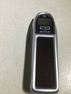 Solar Powered Wind Up Torch. Battery Operated Back Up. Used. Good Condition.nice