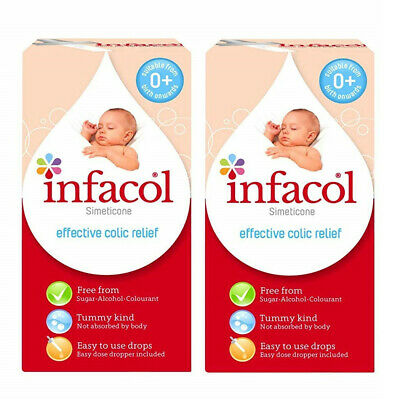 Infacol Colic Relief Drops 50ml x2 (Double Pack)