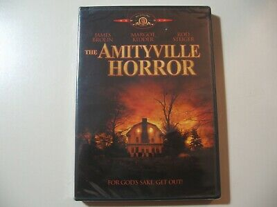 The Amityville Horror (DVD, 2005/1979 film) Brand New & Sealed