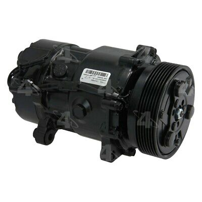 RYC Remanufactured AC Compressor and A//C Clutch IG348 Fits Audi Seat Volkswagen