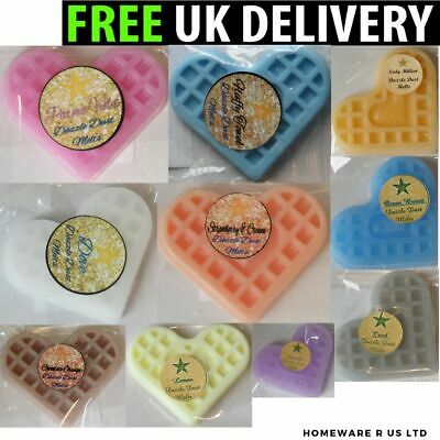 soy wax melts hearts bars 25g (( HIGHLY SCENTED FRAGRANCES )) buy 3 get 1 free