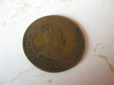 1906 Canada Large One Cent