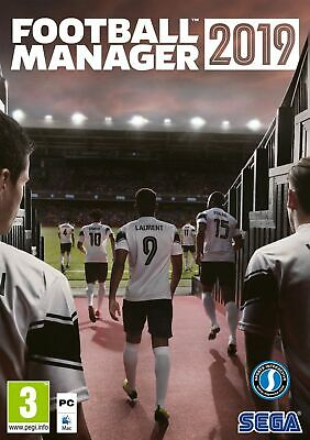 Football Manager (PC, 2019) - PC & MAC EDITION - SALE FOR CHARITY 100%