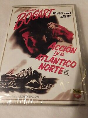 Action In The North Atlantic -- German Edition -- New